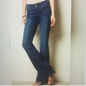 Paige Hollywood Hills bootcut Jeans 32x29